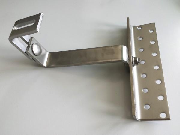 4500 Lang Platte 5x80x210/ Haken 6x35/ Winkel 6x35/ Material 1.4301