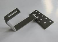 4674 S Platte: 4x60x150 / Haken: 5x35 / Material 1.4016
